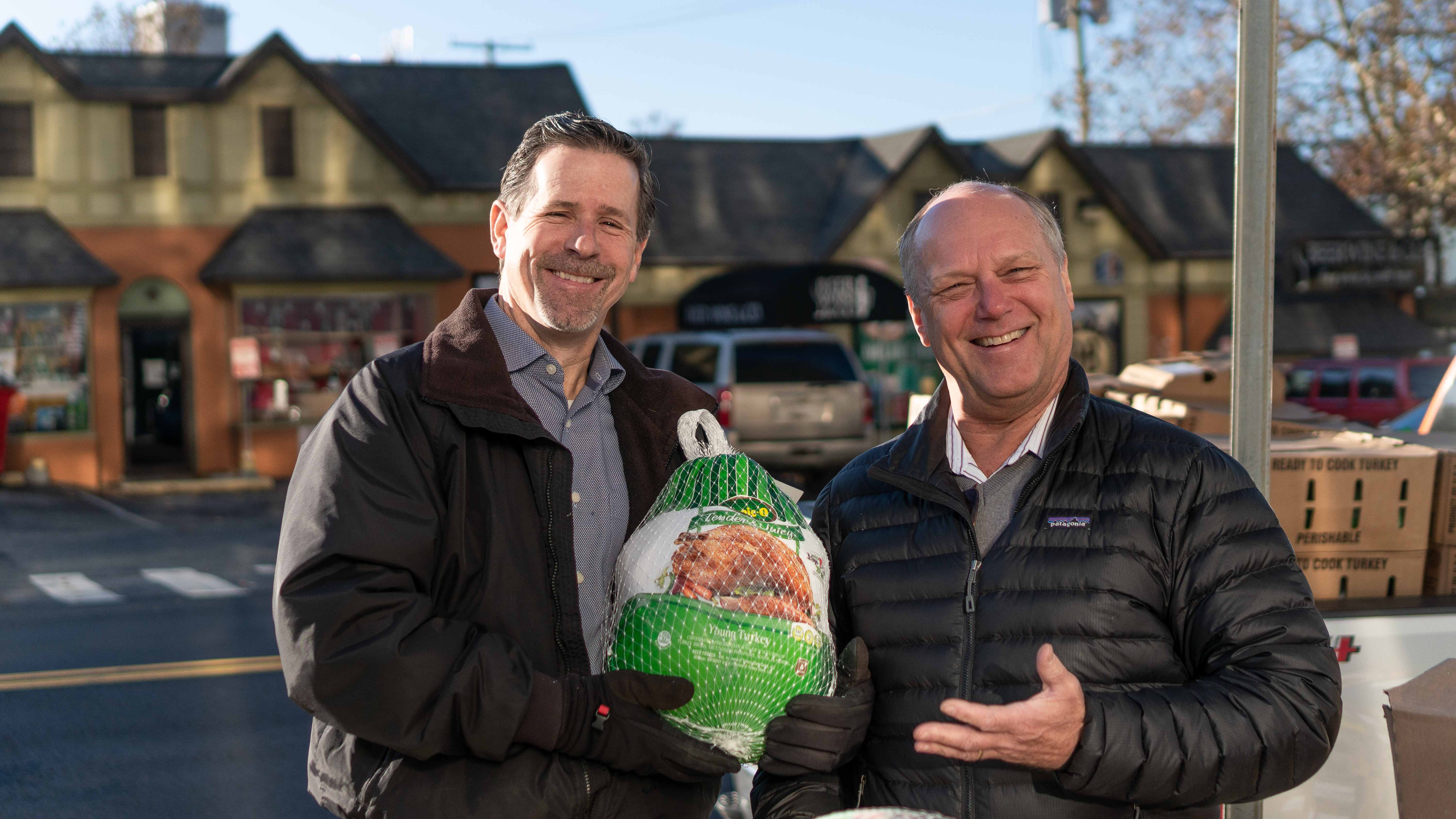 Donohoe Donations Provide Holiday Meals for Local Non-profits Thumbnail
