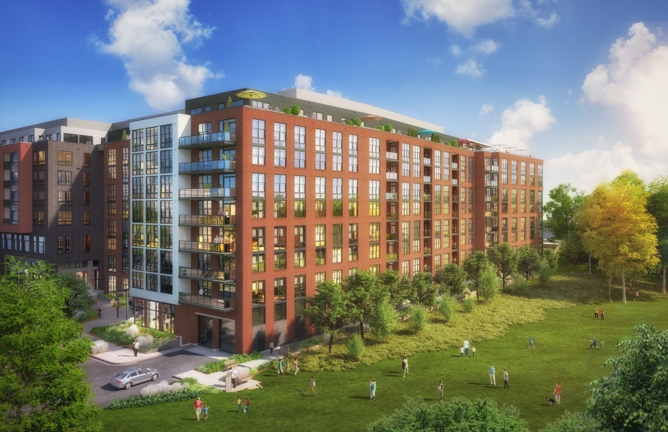 Landmark Upton Place Development Coming to Northwest Washington, DC Thumbnail