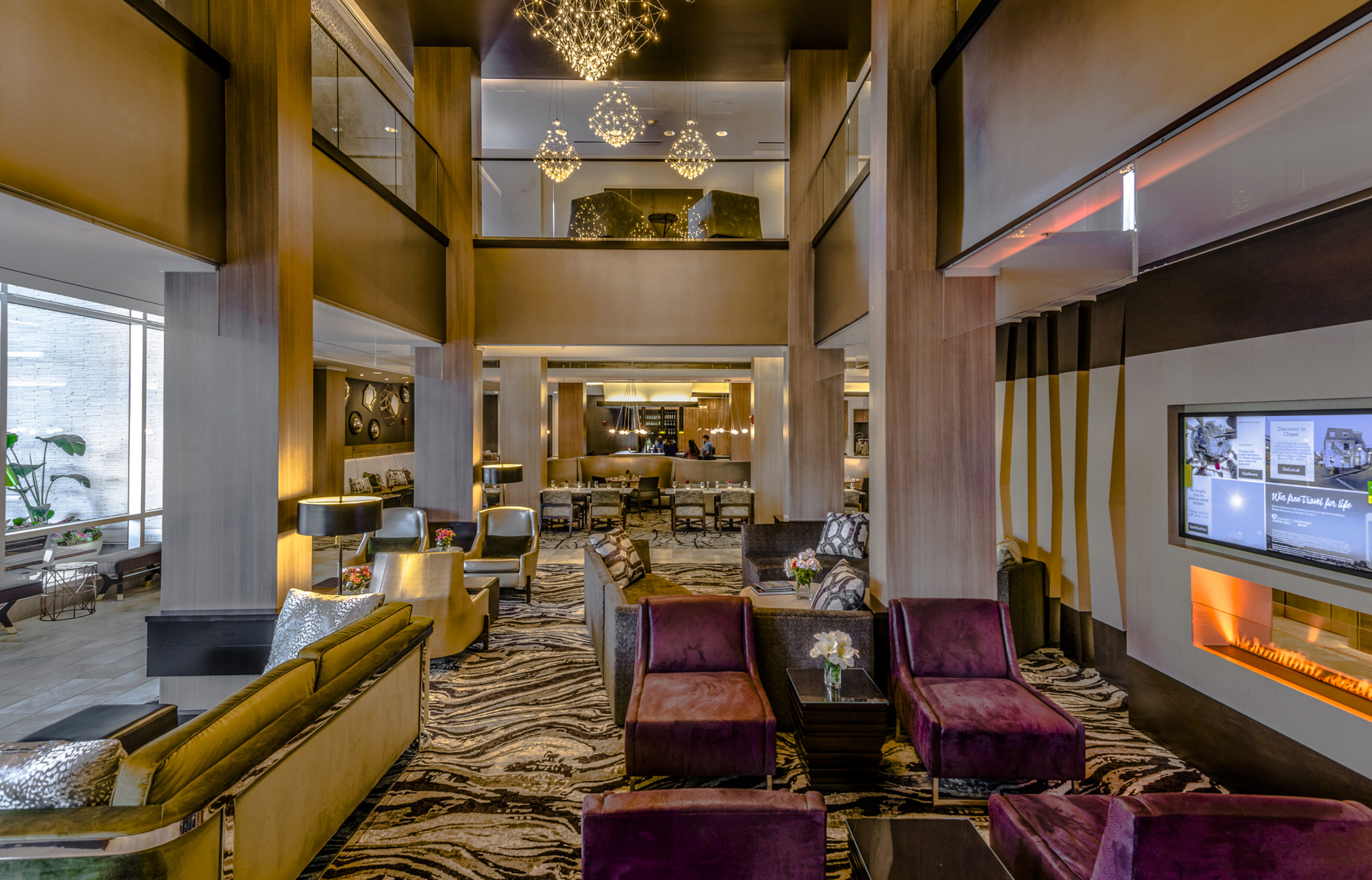 Donohoe Hospitality Services Announces the Management of the Courtyard by Marriott Bethesda Chevy Chase, MD Thumbnail