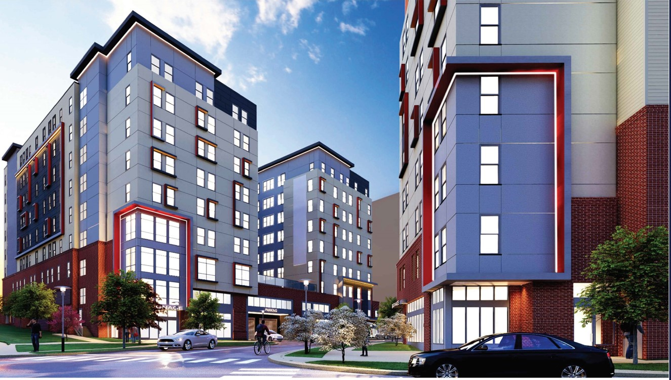 Construction Begins On Knox Road Student Housing Thumbnail
