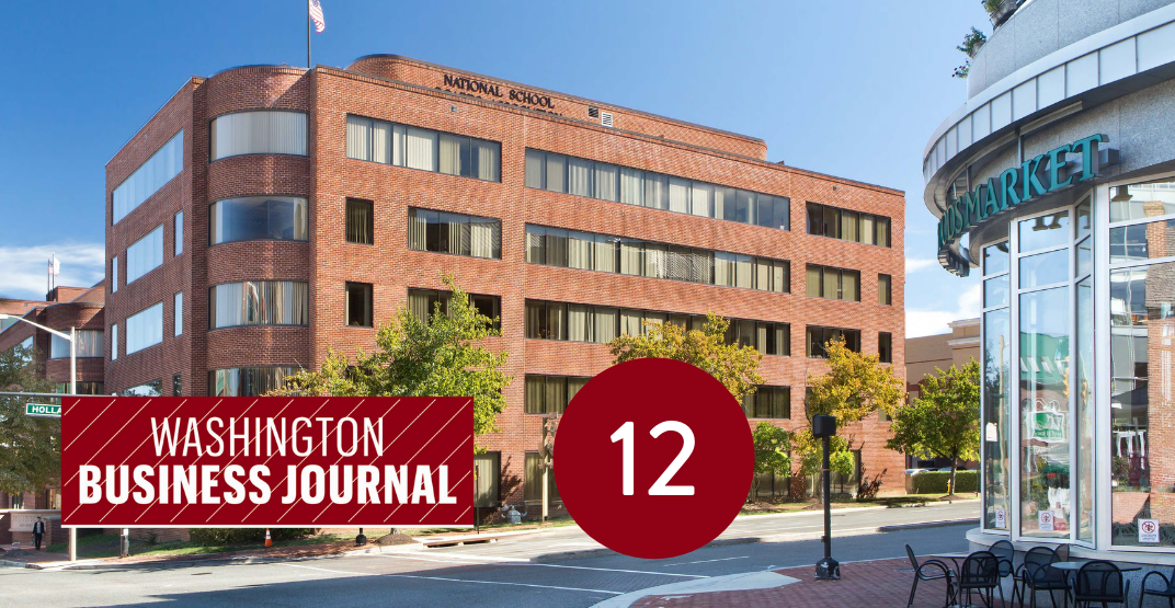 Donohoe Makes Washington Business Journal's List of Largest Commercial Real Estate Brokerages Thumbnail